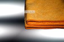 4 x Profi UltraOrange Towel, Poliertuch, Microfasertuch