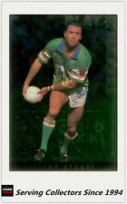 1995 Dynamic Rugby League Series 2 Playmaker Unsigned Card P1:Ricky Stuart