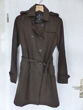 Maison Scotch Jacke Trenchcoat Grün Größe 1 (S) Neu