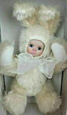 "Marie Osmond ""Bit O Bunny"" Series- ""Snowball""- Nib"