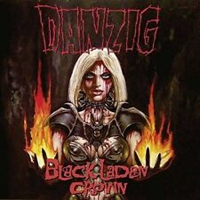 DANZIG - BLACK LADEN CROWN (CD-DIGIPAK)   CD NEUF