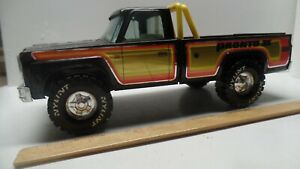 """Vtg  NYLINT Pronto II Chevrolet Pickup Truck Metal Truck 14"""" Made in USA"""