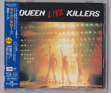 QUEEN-LIVE KILLERS-JAPAN 2 SHM-CD -UICY15818/9