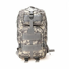 3P Outdoor Neutral Adjustable Military Tactic Backpack Rucksacks Hiking Travel
