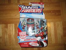 Transformers ANIMATED CYBERTRON Mode AUTOBOT RATCHET MISB
