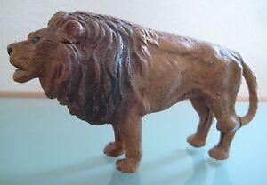 Lion Old IN Composition Elastolin 1950