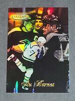 Stu Barnes Pittsburgh Penguins 1998-99 Topps Gold Label #52 Class 3 Black