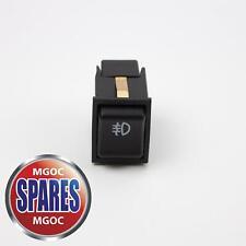 Classic MGF TF Rover Rear Fog Lamp Rocker Switch YUF101640