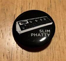 Moog Slim Phatty Jacket / Guitar Strap Pinback Button