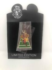 Disney Shopping Beauty and the Beast Gaston Football LE 250 Pin Store