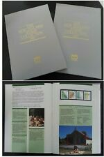 1987 New Zealand Collector's Booklet full set of postage stamps MUH