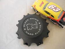 New Black Rhino Hard Alloys Custom Wheel Center Cap # M-791-BK05  Screws Incuded