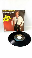 45 tours JOHNNY LOGAN what's another year eurovision irlande 1980 vinyle musique