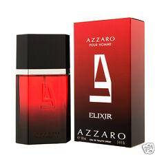 Azzaro Pour Homme Elixir Eau De Toilette EDT 100 ml (man)