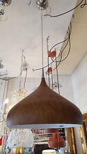 Zara Hanging Pendant Light Wooden Finish