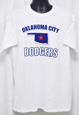 dd057f3a MiLB Oklahoma City Dodgers NWOT Gildan XL OKC Los Angeles Extra Large T- Shirt
