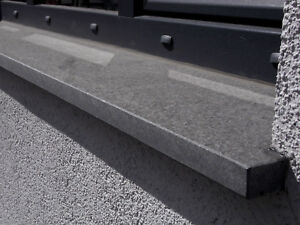 300 mm greenteQ Fensterbank Innen Innenfensterbank Fensterbrett Marmor Seitenabschlu/ß 1700mm