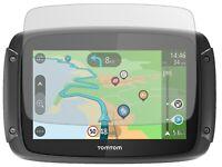 Transparente 6 Pel/ícula Protectora upscreen Protector Pantalla Compatible con Tomtom GO Premium X//Tomtom GO Premium