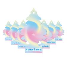 50 Little Trees Air freshener Magic Wunder Baum Arbre Magique - Cotton Candy