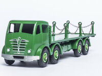 1/43 Atlas Dinky Supertoys 905 FODEN FLAT TRUCK With Chains Diecast Car Model