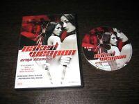 Maked Weapon Arme Nue DVD Maggie O. Anya Daniel Wu Jewel Lee