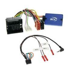 Lenkradfernbedienung Adapter LFB Interface passend für Peugeot 407 2005-2011