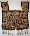 Antique Qashqai Tribal Horse Cover, Blanket or Rug, Circa 1890