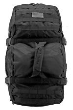 Tactical Journeyman Duffle Bag Large Equipment Bag Duty Gear Backpack BLACK*