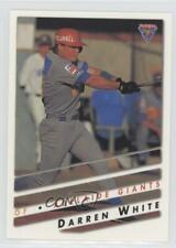 1995 Futera Australian Baseball Darren White #65