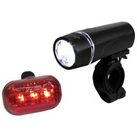 Waterproof Bicycle light set 3 LED Taillight +Rear Front Light 5 LED Headlight