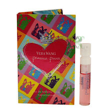 Vera Wang Princess Power Edt 1.2ml Perfume Women Eau de Toilette Spray New