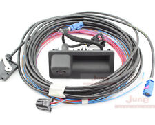 RGB Backup Camera + Harness For VW Tiguan Jetta 6 For RCD510 RNS510 and RNS315