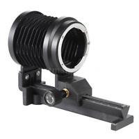 Macro Entension Bellows for Nikon F Mount Lens D90 D80 D7000 D5300 D5200 E1V0