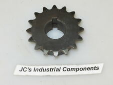 """Sprocket   35 pitch   16 tooth   3/4"""" bore   Martin  35BS16F 3/4"""
