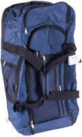 Extra Large 86 Litre Travel Holdall Bag Long Sports Bag Suitcase Navy Black