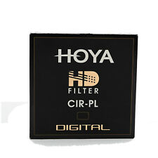 HOYA HD Digital Filter CIR-PL CPL  Filter 55mm