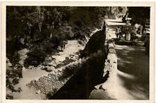 People Old Cars At A Gorge At DARBAND Tehran IRAN Vintage WWII era 1940s Photo