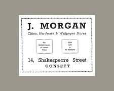 1960 Jd Howard Bakers Caterers Consett, J Morgan, Wallpaper