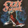Vintage 1991 Ozzy Osbourne Blizzard Of Ozz Men's T Shirt All Size S-2XL A345