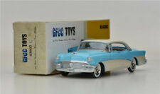 Blue GFCC TOYS 1:43 1956 Buick Roadmaster- Riviera- 4 Door Hardtop  Alloy car