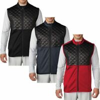 55% OFF adidas Golf Climaheat™ Prime Fill Gilet Insulated Quilted Mens Golf Vest