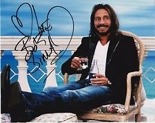 World Hold On Bob Sinclar Autographed 8x10 Photo (Reproduction)