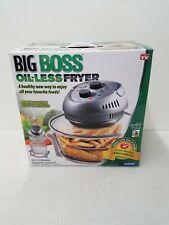 Big Boss Oil-less Air Fryer, 16 Quart, 1300W
