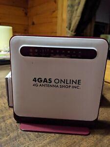 Lte router 4 Gas online