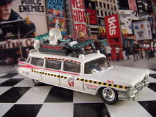 '16 HOT WHEELS GHOSTBUSTERS SET ECTO-1 and ECTO-1A LOOSE RETRO ENTERTAINMENT