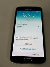 Samsung Galaxy S5 16GB Black SM-G900R4 (US Cellular) Discounted JW4152