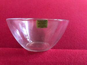 ARCOROC CLEAR GLASSWARE BOWLS