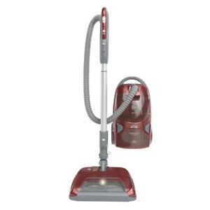 KENMORE Bagged Canister Vacuum Cleaner Pet Friendly Pop-N-Go HEPA filtration