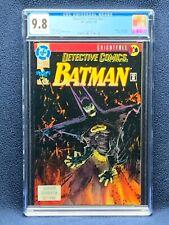 Detective Comics #662 Vol 1 Comic Book - CGC 9.8 - Knightfall part 8