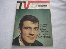 TELEMOUSTIQUE 1939 (28/3/63) JACQUES RAYMOND